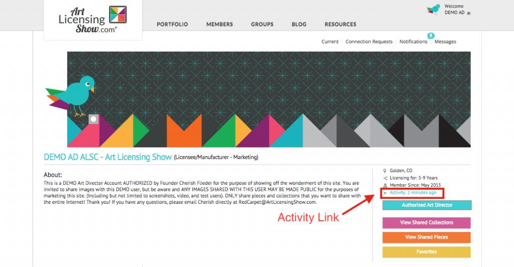 ALSC Activity Link